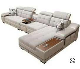 Heavy kwality sofa set with 10 years warranty