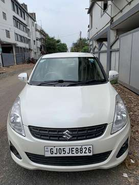 Maruti Suzuki Swift Dzire 2014 Diesel 80000 Km Driven