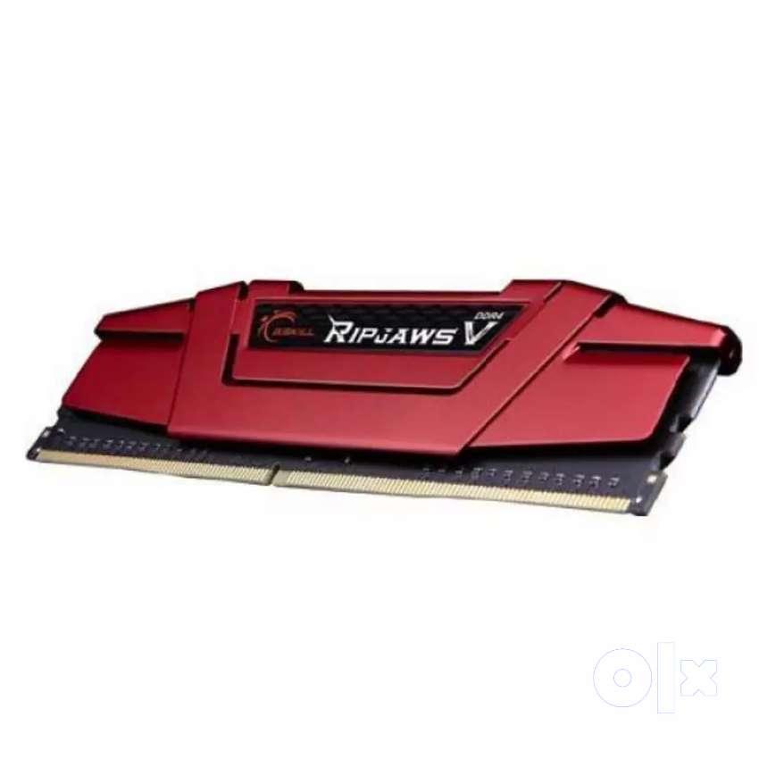 G Skill RipJaws V 8Gb DDR4 2400Mhz 0