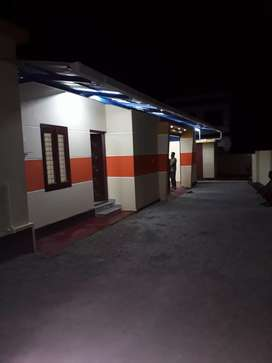 Office with Godown Space for Rent