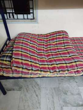 Cotton beds for sale.