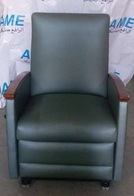 IMPORTED REVOLVING AND ROCKING RECLINER RELAXING AND MASSAGE CHAIR