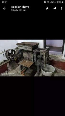 Cocnut oil mills(Expiller)