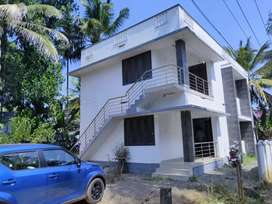 Ground floor 2 bhk for rent in Ayyanthole