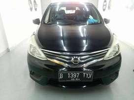 Nissan Grand Livina SV M/t 2014 KM 29 ribu