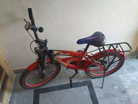 Thunder child bicycle