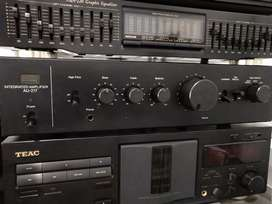 Ampli Sansui AU 217 amplifier au217