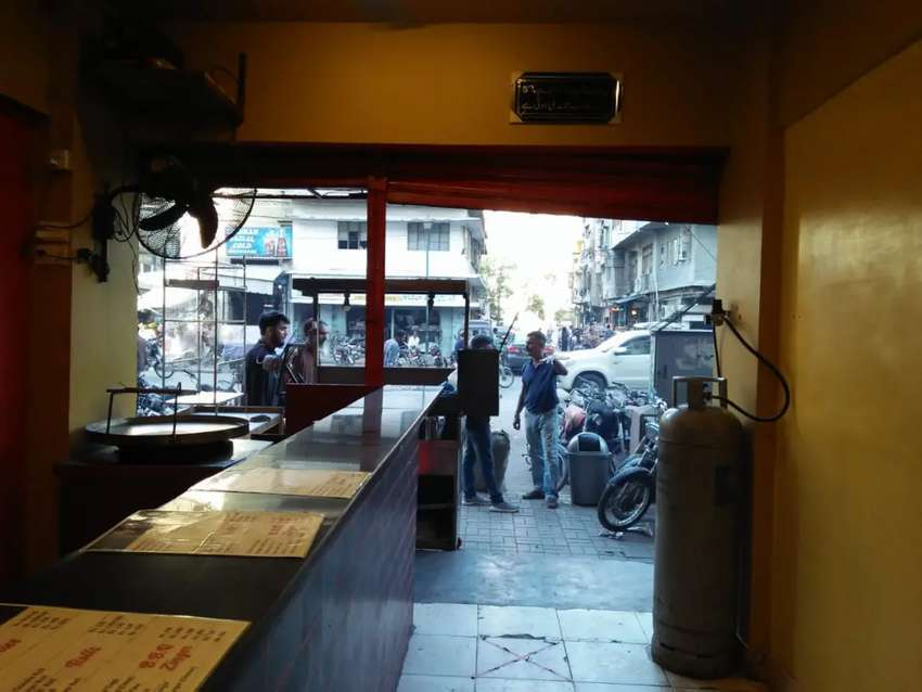 Leased Shop Available For Sale Prime Location In Heart Of Sadar 0