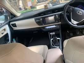 Toyota Corolla Altis 2017 Diesel Well Maintained