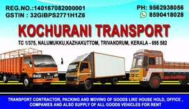 Supply of parcel items