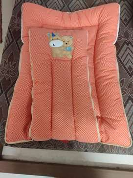 Good quality pillows before/ after pregnancy and bedding for infant