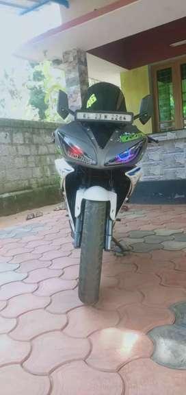 Yamaha r15 v2. Special edition.