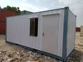 mobile containers/ Servant room