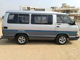 Toyota Hiace Super Custom  Model 1990 Reg. 2003