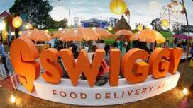 We are hiring delivery boys for Swiggy