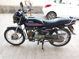 Good condition Motorcycle.