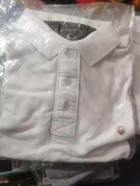 T shirt coller