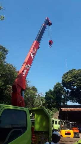 Truck Light Crane unic 3 ton 2015