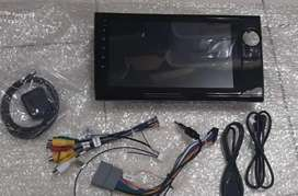 Head unit androit 9 inchi brio/brv/mobilio