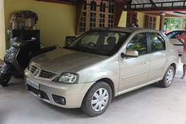 Mahindra Renault Logan 2007 Diesel Well Maintained