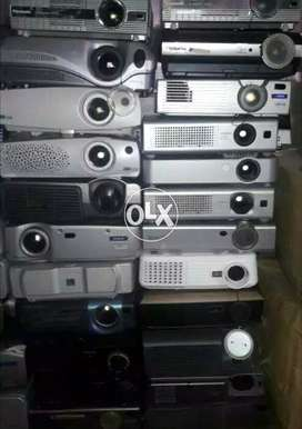 Used multimedia projectors available