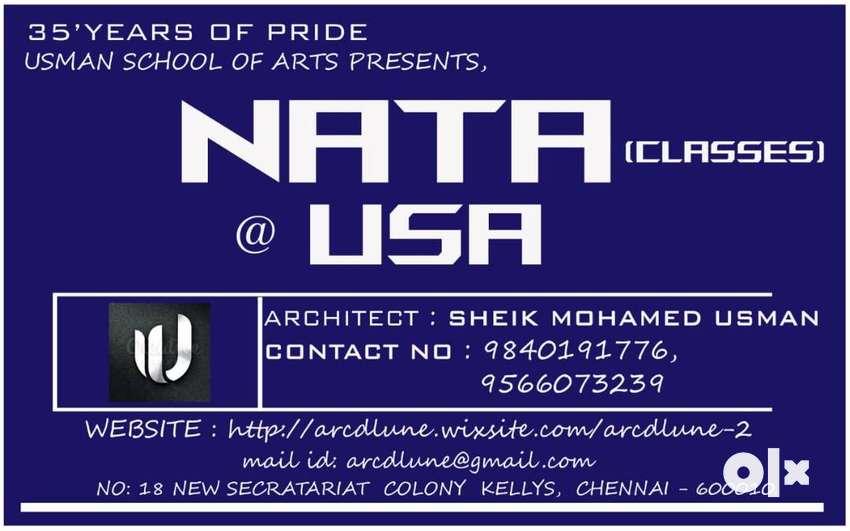 NATA Coaching in Chennai Kilpauk 0