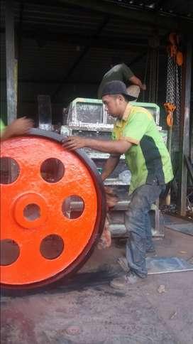 Roda Gendeng Pecah Batu
