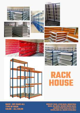Manufacture Rack for Shops