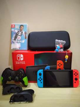 Nintendo Switch V2 Neon (HAC-001)
