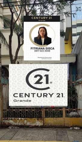 Dijual Bangunan Mungil terMurah seMenteng Jakarta Pusat