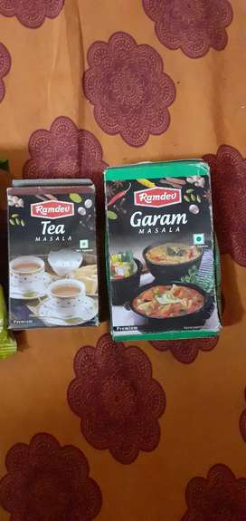 Ramdev masala and other product