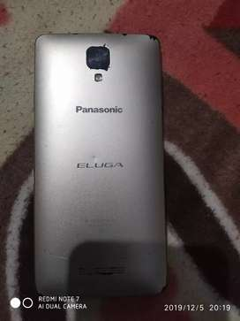 Panasonic ELUGA 12(4g, set )(2;16) memory,long batery life