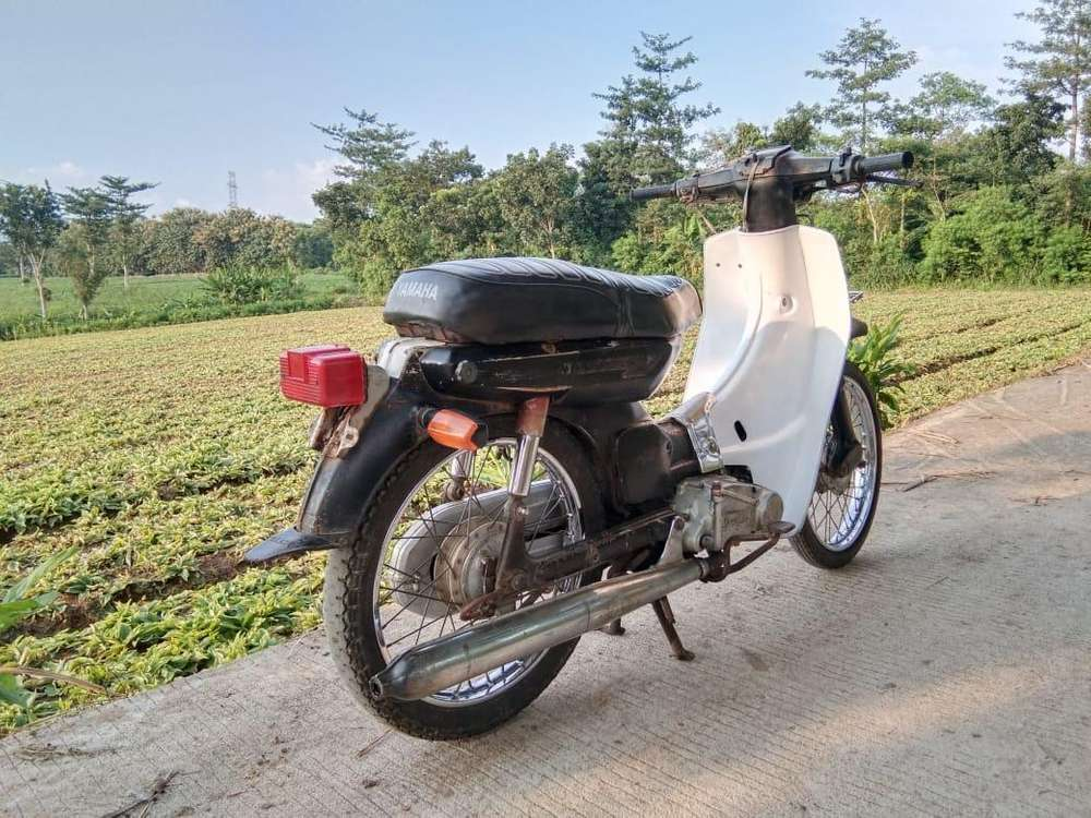 Yamaha V80 tahun 1982 Komplit