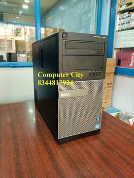 Unique Offer - Dell 7010 - i3(2nd) - 4Gb - 500Gb – Rs. 8500/- CPU
