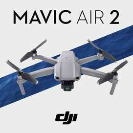 DJI Mavic AIr 2 Basic / Standard Kit Drone 48MP 4K 60fps Garansi Resmi
