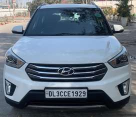 Hyundai Creta 1.6 SX Option Diesel, 2016, Diesel