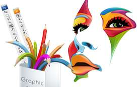 Graphic Designer Photoshop Coreldraw Illustrator