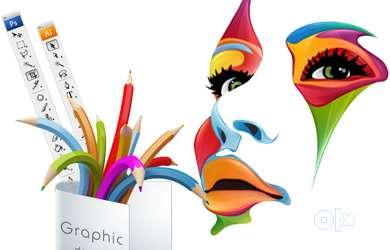 Graphic Designer Photoshop Coreldraw Illustrator 0