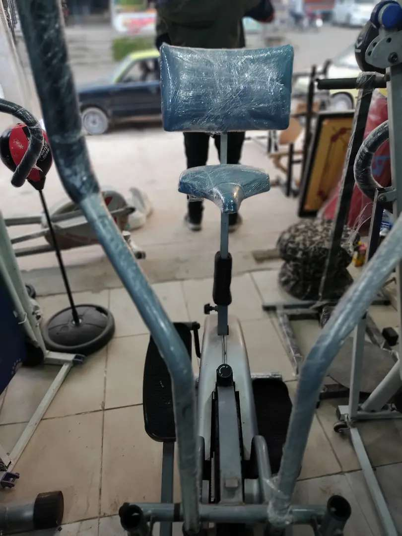 Elliptical cycle cycling machine exercise cycle cardio cycle gym cycle