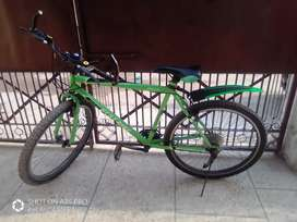 Mountain Bike for urgent sale   12500  thousand is final