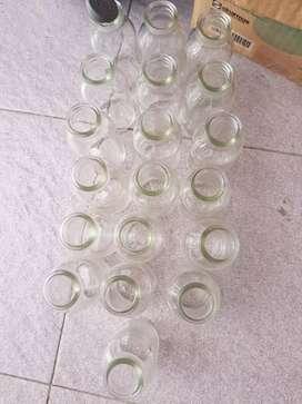 Botol Asip dari kaca