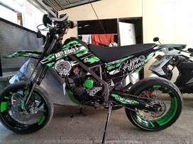 Kawasaki D-tracker 2012