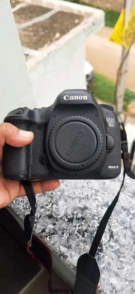 Canon mark iii with 24-105 is lens
