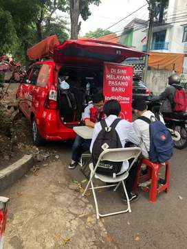 INTERNET WIFI murah INDIHOME, All-Bandung & sekitarnya! Promo Boss..!