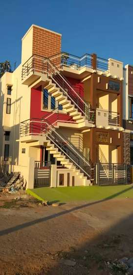 20×30 4bhk G/F Brand new house for sale in University layout muda
