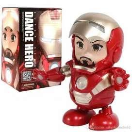 Iron man dance joget