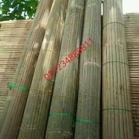 Stok ready tirai bambu