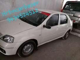 Mahindra Renault Logan, 2010, Diesel