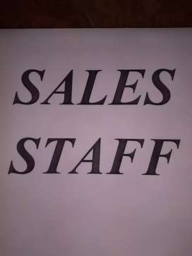 Min. Exp.2 years, in FMCG PRODUCT only. City base candidate BOY/GIRL