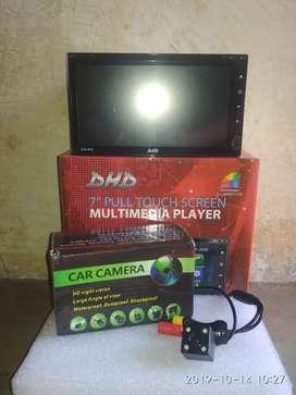 Paket DVD Mobil + Camera Mundur